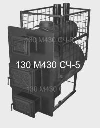 """Печь банная """"парАвоз"""" 130м430СЧ5"""