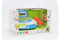 Детский кассовый аппарат (световые и звуковые эффекты) 996