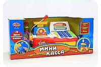 Детский кассовый аппарат «Мини касса» 7162
