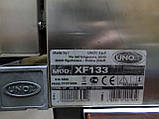 Пароконвекционная піч Unox XF 133 б/у, пароконвекционная пекти б, пароконвектомат б.у, піч з парозволоження, фото 7
