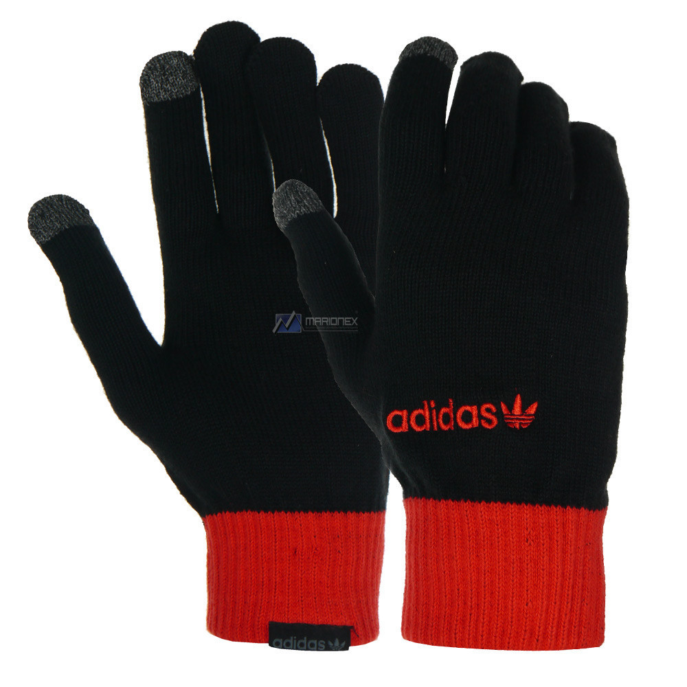 Перчатки спортивные adidas GLOVES FOOTBALL G86725 адидас
