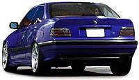 Бмв е36 темная ченая задняя оптика фонари фонарь тюнинг tuning BMW e36 купе M3 M Hamann Schnitzer Hartge alpin