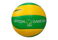 М'яч волейбольний MIKASA MVA200 CEV, фото 1
