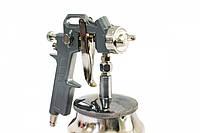 Фарборозпилювач пневматичний з нижнім бачком V = 0,75 л + сопла діаметром 1.2, 1.5 та 1.8 мм MTX 573179