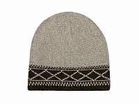 Спортивная шапка зимняя мужская