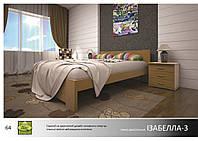 Кровать деревянная Изабелла -3