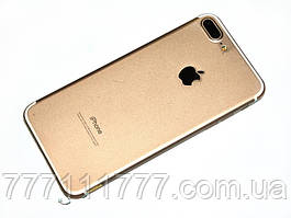 "Смартфон iphone 7 plus метал 5.5"" 512МБ/8Гб+SD 5/6Мп золото gold Гарантия!"