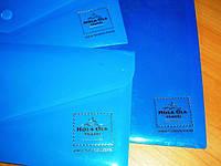 Папки пластиковые с лого, фото 1