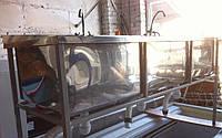 Ванна моечная 3-х секционная штампованная