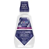 "Crest Mouthwash 3D White Glamorous White Fresh Mint-Отбеливающий ополаскиватель ""Мультизащита"", 946 мл"