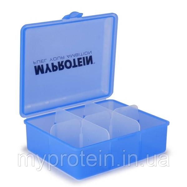 My Protein пилбокс Food Klick Box - Large (Blue)