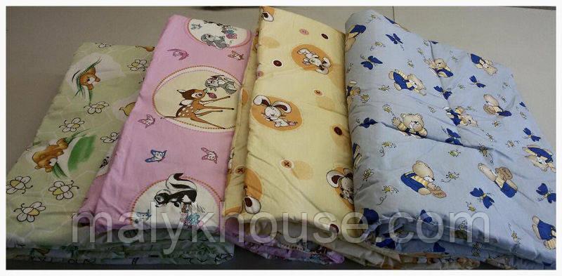 Одеяло детское 110х145 см