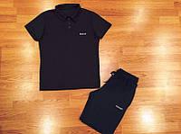 Комплект шорты + футболка поло! 8 комплектов! Экономия 88 грн!