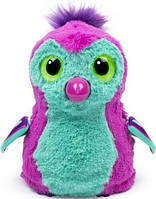 Интерактивная игрушка Драко в яйце Draggles (пурпурный-бирюзовый) Hatchimals (SM19100/6034333)