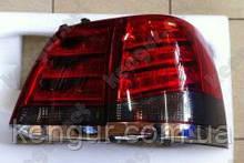 Задние диодные фонари на Toyota Land Cruiser 200