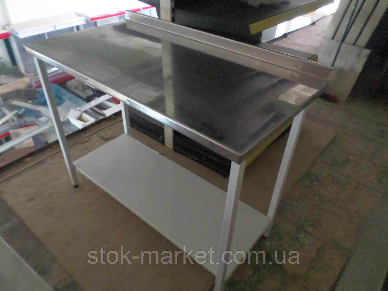 Стол из нержавеющей стали б/у, нержавейка стол, стол с нержавейки б у, стол производственный б/у, производстве