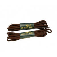 Шнурки Jahti Jakt Shoe Laces Brown 38-43,44-48