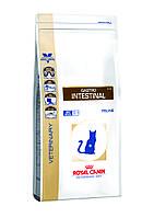 Royal Canin Gastro Intestinal Feline 2кг - диета для кошек при нарушениях пищеварения