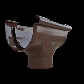 Воронка ПВХ (ливнеприемник) Альта-Профиль, Ø125