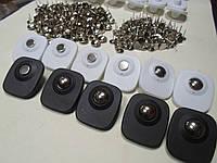Антикражный датчик на бутылки б/у, Антикражный бутылочный датчик б у, Бирки б у, Магниты для систем безопаснос