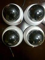 Видеокамера купольная Partizan