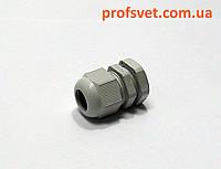 Сальник PG 16 ip54 кабельный ввод