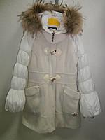 Пальто детское Miss Blumarine. Оригинал. 134р.