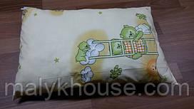 Подушка детская мягкая (40х60см)