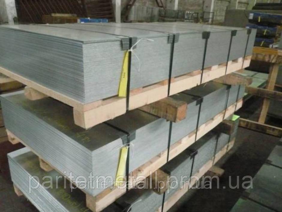 Лист нержавеющий 0,4, 0,5, 0,8мм. сталь AISI 430 (12Х17)