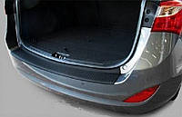 Накладка заднего бампера Hyundai i30 II CW 2012-2017