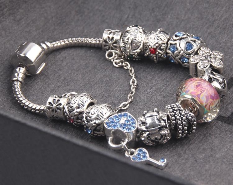 Обозначения браслетов пандора