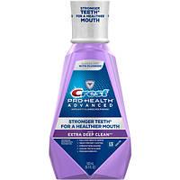 "Crest Mouthwash Pro-Health Advanced Extra Deep Clean Mint- Ополаскиватель для полости рта ""Мята"", 500 мл"