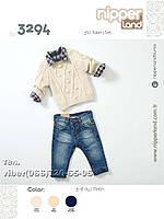 Комплект одежды для мальчиков NipperLand (3294)
