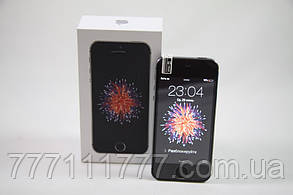 "Смартфон Iphone se метал 4"" 2/8ГБ 8/8Мп металл черный black Гарантия!"
