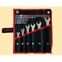 Набор ключей рожково-накидных Baum  30-06M 6 предметов