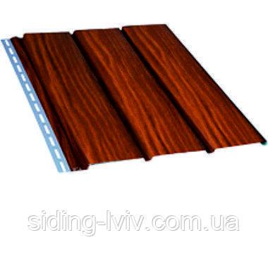 Пластиковые панели (сайдинг, софит)