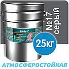 Фарбекс Farbex Краска-Эмаль ПФ-115 Серая №17 0,9кг, фото 3
