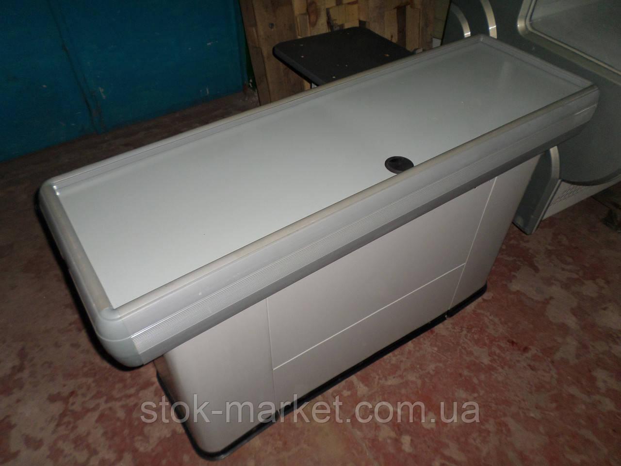 Кассовый бокс Кассовое место Modern-1,5 м (Mini) без транспортера.