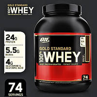 Optimum Nutrition 100% Whey Gold Standard 2273 г USA