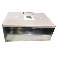 Инкубатор бытовой оцинкованный Наседка ИБМ 100 с механическим переворотом яиц.