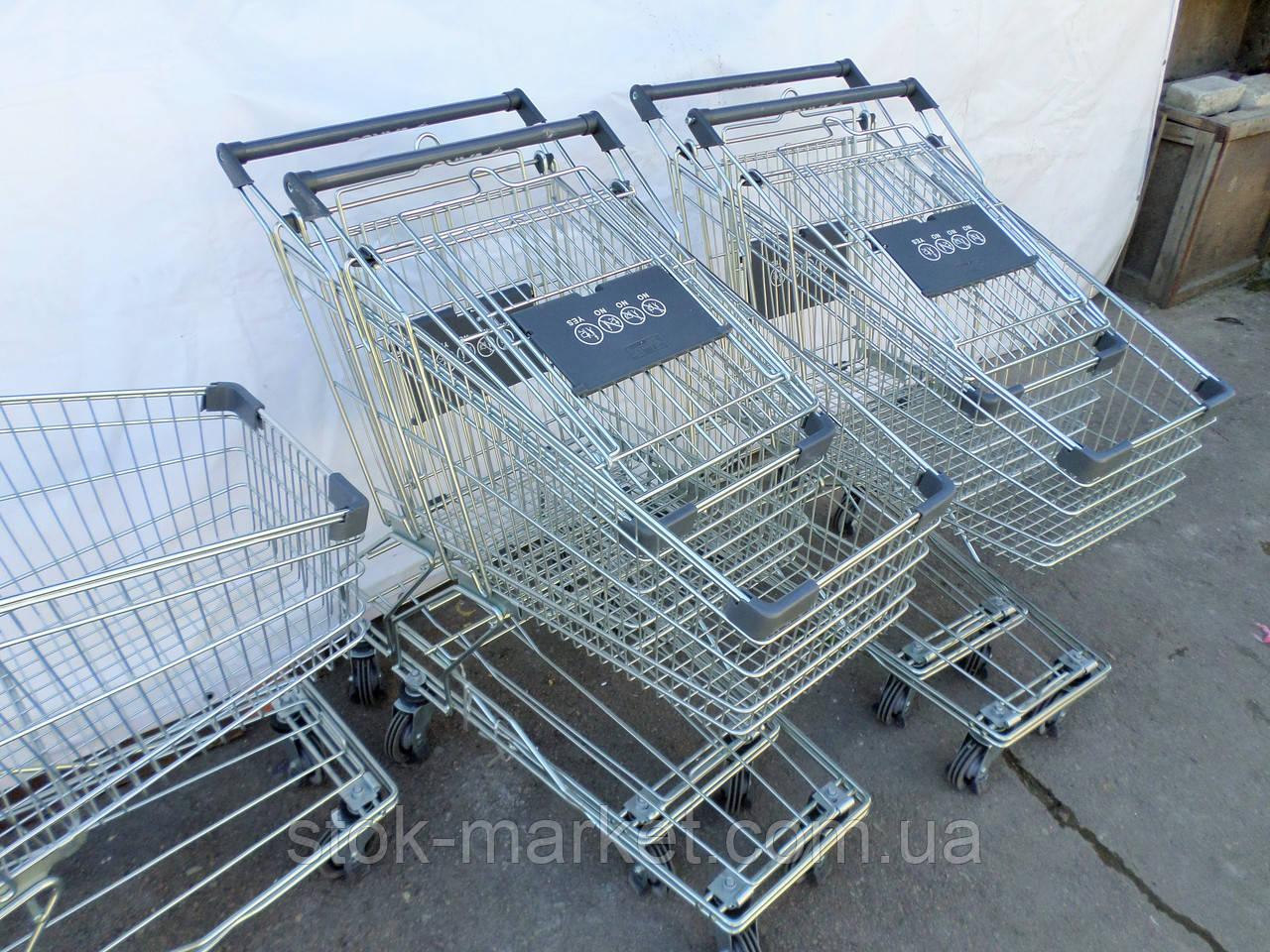 Тележки для самообслуживания, торговые тележки, тележки для супермаркетов, тележки