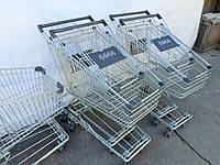Тележки для самообслуживания, торговые тележки, тележки для супермаркетов, тележки, фото 1