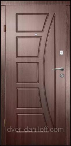 Металлические двери собственного производства, доставка, установка.