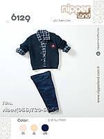 Комплект одежды для мальчиков NipperLand (6129)