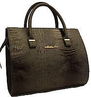 Сумка женская классическая Fashion под крокодил  552901-1