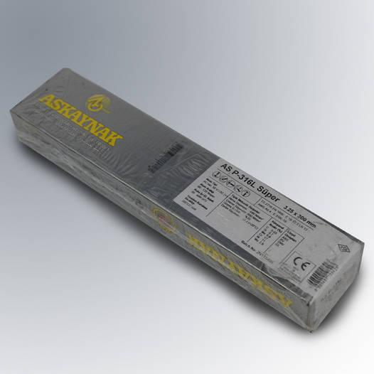 Электроды AS P 316L Askaynak Ф3.25 (2,2кг) Турция