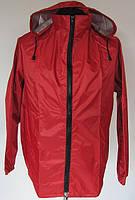 Куртка «Ветровка»  (красная)