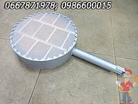 Горелка газовая керамическая инфракрасная круглая большой мощности 15кВт