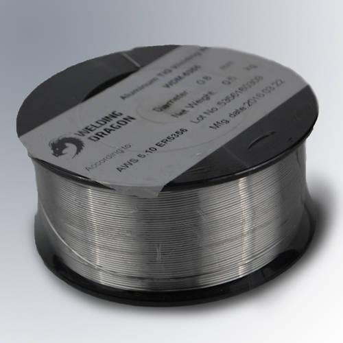 Ф 0.8 мм AlMg-5 (ER 5356, АМг-5) кассета 0.5кг