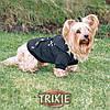 """Свитер Trixie 30830 """"North Bay"""" для собак черный"""